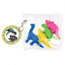 Dinosaurier Radiergummie Set