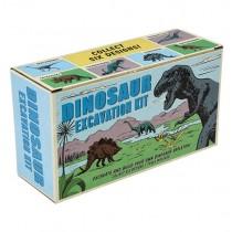 Großes Dinosaurier Ausgrabungsset
