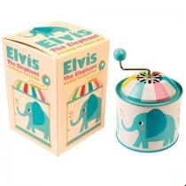 Spieluhr Elvis der Elefant
