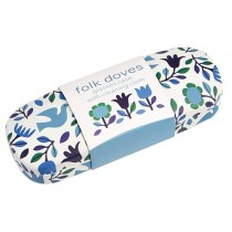 Brillen Etui Blue Doves