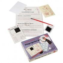 Secret Agent Fingerabdruck Detectiv Set