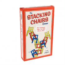 """Geschicklichkeitsspiel """"Stacking Chairs"""""""