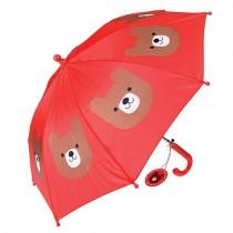 Kinder Regenschirm Bruno der Bär