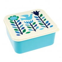 Lunchbox Blue Dove