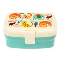 Lunchbox mit herausnehmbarem Fach Wild Wonders