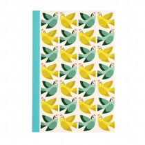 A5 Notebook Birds