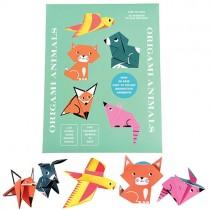 Origami Bastel Tiere