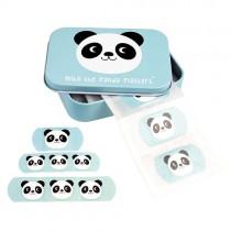 Pflaster Box Miko the Panda
