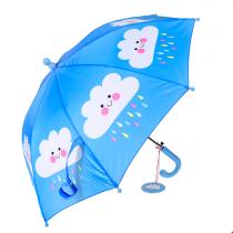 Kinder Regenschirm Happy Cloud