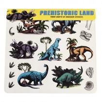 """Sticker Set """"Dinosaurier"""""""