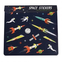 "Sticker Set ""Space Age"""