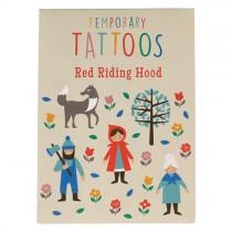 Fun Tattoo Set Rotkäppchen