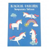 Fun Tattoo Set Einhorn