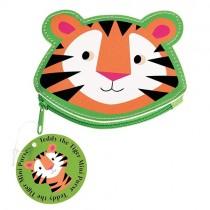 Portemonnaie Bunte Tierfreunde Tiger