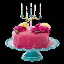 Kuchen Kerzenhalter GIRLS