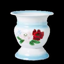Emaille Vase FLOWER