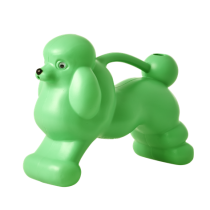 Gießkanne Pudel Grün