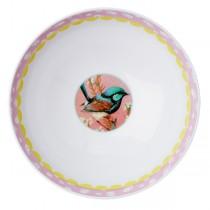 Melamin Japanese Bowl Pink