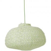 Lampenschirm FLOWER Pastell Grün