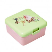 Lunchbox Retro Flamingo