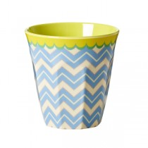 "Melamin Becher ""Chevron"""