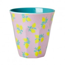 Melamin Becher Summer Lemon