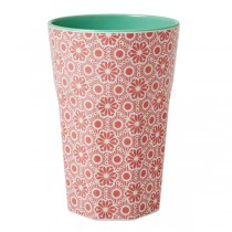 Melamin Latte Becher Marrakesh Crispy Coral