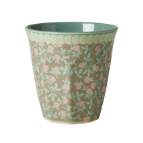 Melamin Becher Mini Floral