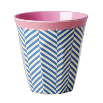 Melamin Becher Sailor Stripe