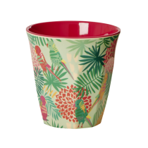Melamin Becher Tropical