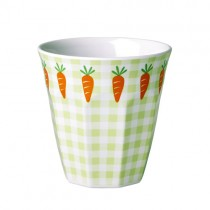 Melamin Carrots Kinderbecher
