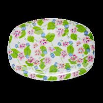 Melamin Platte Blossom & Berries