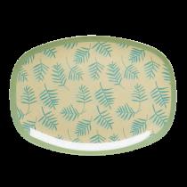 Melamin Platte Leave