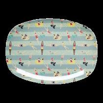 Melamin Platte Swimster