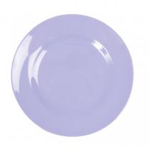 Melamin Teller Unifarben Lavendel