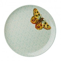 Melamin Teller Nostalgia Butterfly