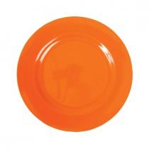 Melamin Teller Unifarben Orange