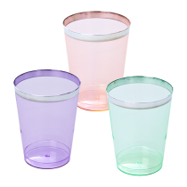 Plastikbecher Set Deluxe