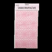"""Sandwich Papier 50er Set """"Lace"""""""