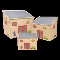 Spielzeughaus Garage