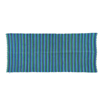 Rice Teppich Türkis, Blau & Grün