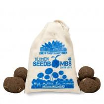 """Seedbombs Beutel """"Gänseblümchen"""""""