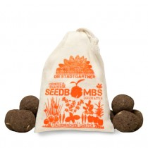 "Seedbombs Beutel ""Italienischer Garten"""