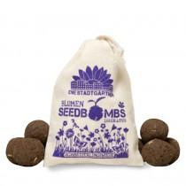 "Seedbombs Beutel ""Schmetterlingswiese"""