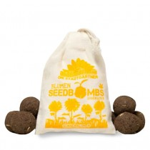 "Seedbombs Beutel ""Sonnenblume"""