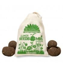 """Seedbombs Beutel """"Wilde Wiese"""""""