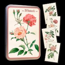 Vintage Karten Set ROSEN