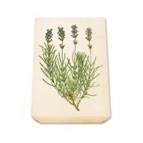 Gästeseife Lavendel 4 Blüten