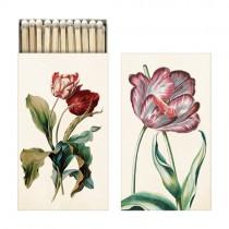 Streichhölzer Tulpen