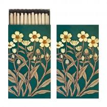 Streichhölzer Blumenmalerei